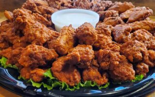 Chicken Wings Party Platter