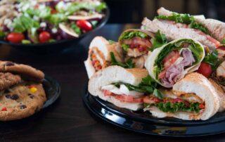 Sandwich & Wrap Platter