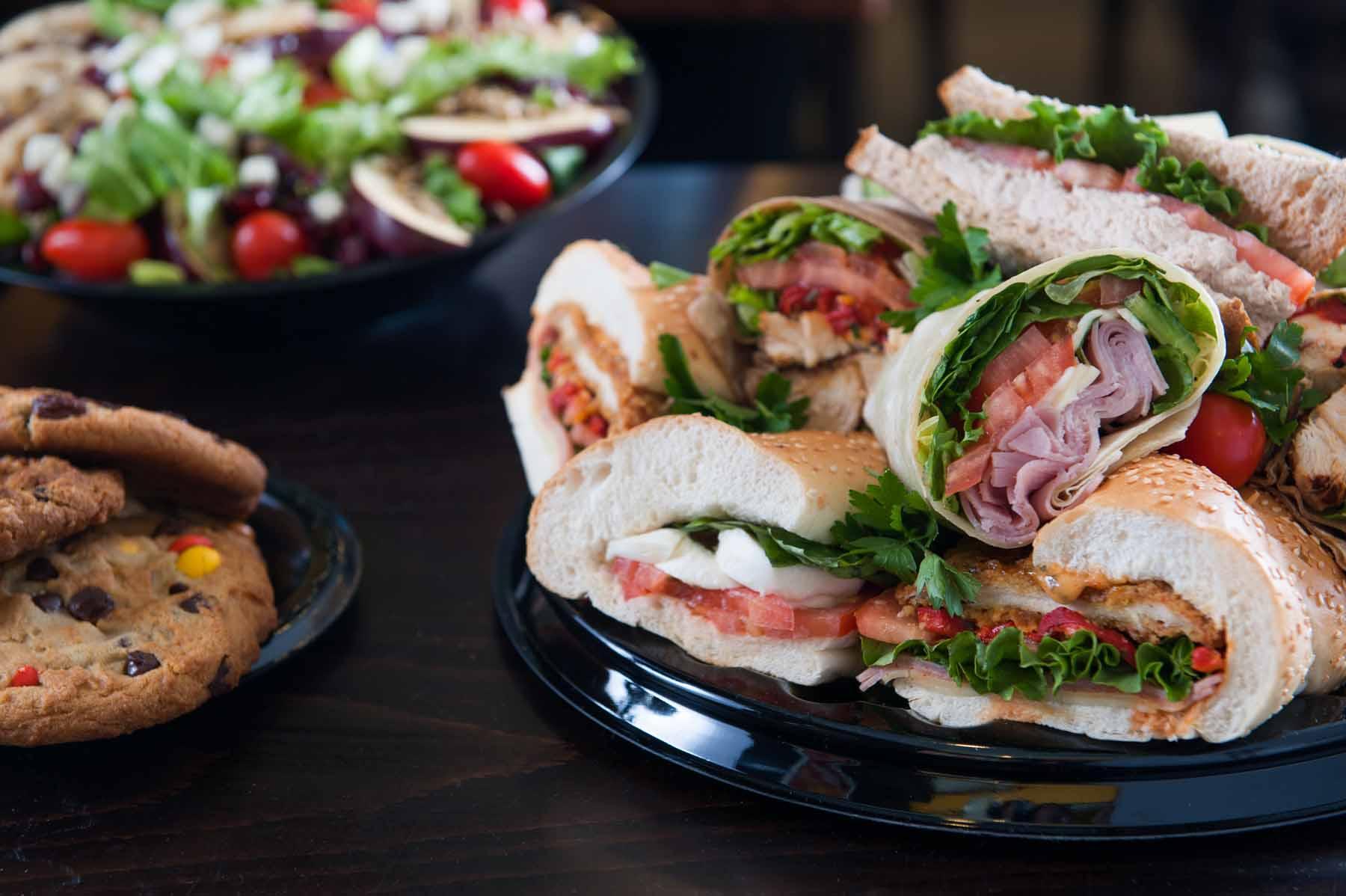 Sandwich Tray
