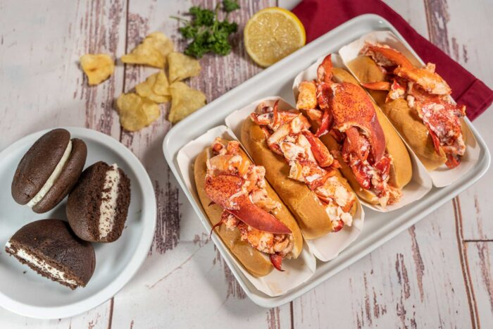 Lobster Rolls and Whoopie Pies